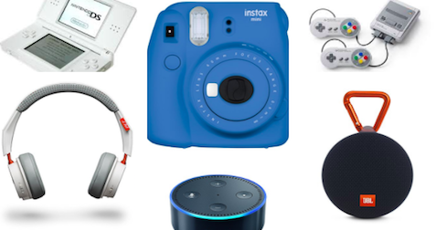 Holiday Gift Ideas Best Tech And Electronic Gifts Under 100